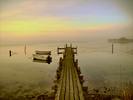 Thumbnail Postermotiv HDR - PM020 - Sonnenaufgang mit Boot