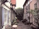 Thumbnail Postermotiv HDR - PM013 - Verträumte Gasse