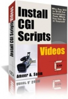 Thumbnail Install CGI Scripts Videos Report