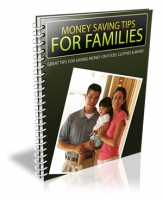 Thumbnail Money Saving Tips For Families