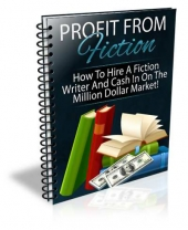 Thumbnail Profit From Fiction