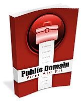 Thumbnail Public Domain First Aid Kit