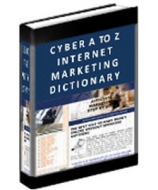 Thumbnail Cyber A To Z Internet Marketing Dictionary With GR (Giveaway Rights)