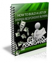 Thumbnail How To Build A List Of Hyper-Responsive Buyers With GR (Giveaway Rights)