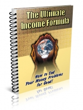 Thumbnail The Ultimate Income Formula With GR (Giveaway Rights)