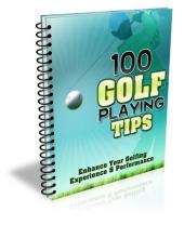 Thumbnail 100 Golf Playing Tips