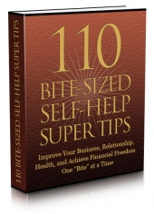 Thumbnail 110 Bite-Sized Self-Help Super Tips
