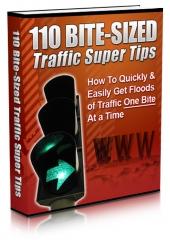 Thumbnail 110 Bite-Sized Traffic Super Tips