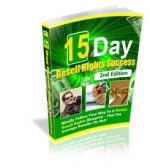 Thumbnail 15 Day Resell Rights Success : 2nd Edition With MRR (Master Resale Rights)