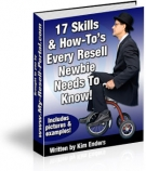 Thumbnail 17 Skills & How-Tos Every Newbie Reseller Needs With MRR (Master Resale Rights)