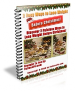 Thumbnail 2 Easy Ways To Lose Weight Before Christmas With MRR (Master Resale Rights)