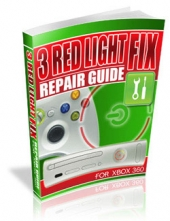 Thumbnail 3 Red Light Fix Repair Guide For xBox 360 With MRR (Master Resale Rights)
