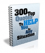 Thumbnail 300 Top Quotes To Help You In Any Situation