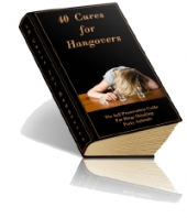 Thumbnail 40 Cures For Hangovers With MRR (Master Resale Rights)
