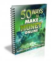 Thumbnail 50 Ways to Make Money Online