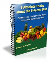 Thumbnail 6 Absolute Truths About The 5-Factor Diet With MRR (Master Resale Rights)