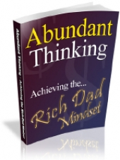 Thumbnail Abundant Thinking - Achieving The... Rich Dad Mindset With MRR (Master Resale Rights)
