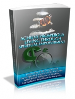Thumbnail Achieve Prosperous Living Through Spiritual Empowerment With MRR (Master Resale Rights)