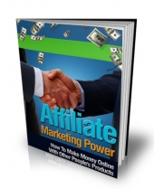 Thumbnail Affiliate Marketing Power With MRR (Master Resale Rights)