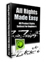 Thumbnail All Rights Made Easy With MRR (Master Resale Rights)