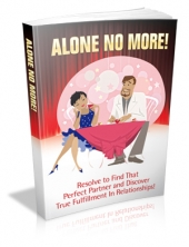 Thumbnail Alone No More! With MRR (Master Resale Rights)