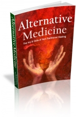 Thumbnail Alternative Medicine With MRR (Master Resale Rights)