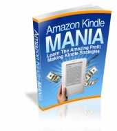 Thumbnail Amazon Kindle Mania With MRR (Master Resale Rights)