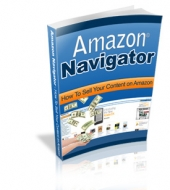 Thumbnail Amazon Navigator With MRR (Master Resale Rights)