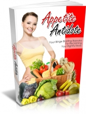Thumbnail Appetite Antidote With MRR (Master Resell Rights)