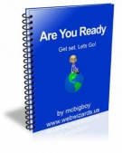 Thumbnail Are You Ready : Get Set, Lets Go! With MRR (Master Resell Rights)