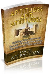 Thumbnail Aptitudes And Attitudes With MRR (Master Resale Rights)