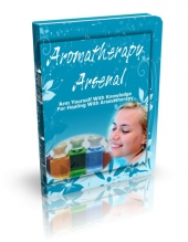 Thumbnail Aromatherapy Arsenal With MRR (Master Resell Rights)