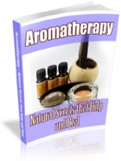 Thumbnail Aromatherapy - Natural Scents That Help And Heal With MRR (Master Resale Rights)