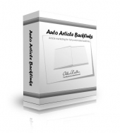Thumbnail Auto Article Backlinks With MRR (Master Resale Rights)