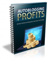 Thumbnail Autoblogging Profits With MRR (Master Resale Rights)