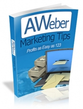 Thumbnail Aweber Marketing Tips With MRR (Master Resell Rights)