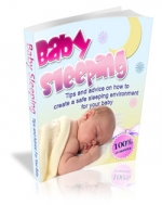 Thumbnail Baby Sleeping With MRR (Master Resale Rights)