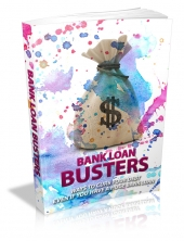 Thumbnail Bank Loan Busters With MRR (Master Resale Rights)