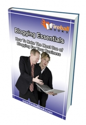 Thumbnail Blogging Essentials With MRR (Master Resell Rights)