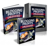 Thumbnail Blogging Profits Unleashed With MRR (Master Resell Rights)