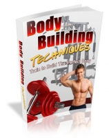 Thumbnail Body Building Techniques With MRR (Master Resale Rights)