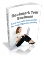 Thumbnail Bookmark Your Business With MRR (Master Resale Rights)