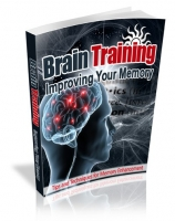 Thumbnail Brain Training With MRR (Master Resale Rights)