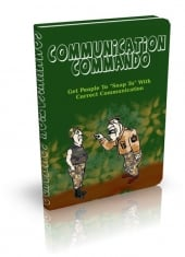 Thumbnail Communication Commando With MRR (Master Resell Rights)