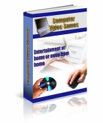 Thumbnail Computer Video Games With MRR (Master Resale Rights)