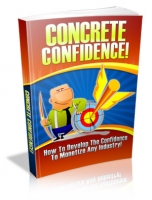 Thumbnail Concrete Confidence! With MRR (Master Resale Rights)