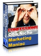 Thumbnail Confessions Of A Niche Marketing Maniac With MRR (Master Resell Rights)