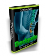 Thumbnail Dealing With Backpain The Natural Way With MRR (Master Resale Rights)