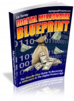 Thumbnail Digital Millionaire Blueprint With MRR (Master Resale Rights)