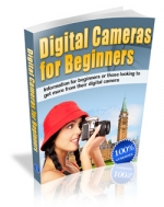 Thumbnail Digital Cameras For Beginners With MRR (Master Resale Rights)